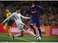 Chelsea's Alvaro Morata makes obscene gesture towards