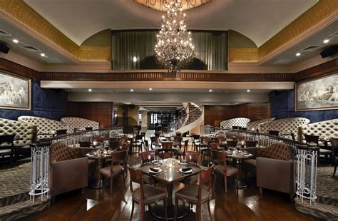 Empire Steak House Old New York Elegance With Top Shelf