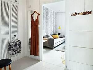 chambre avec dressing exposez votre collection de mode With chambre bébé design avec robe fleurie noire