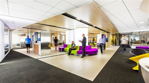 office interior design  nec wellington replaces