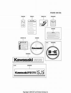 Kawasaki Fe170d