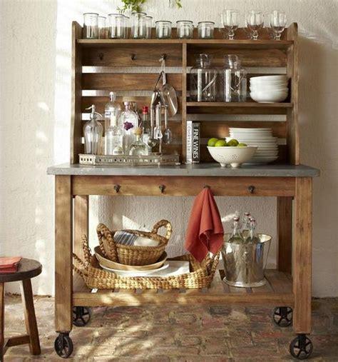 mini home bar  portable bar designs offering convenient space saving ideas