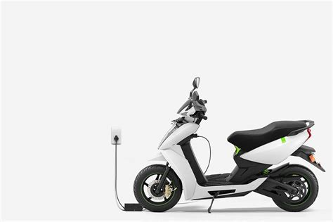 ather electric scooter  charging  autobics