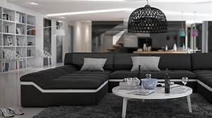 Wohnlandschaft U Form Poco : moderne wohnlandschaft barari u form sofa design couch relaxsofa ebay ~ A.2002-acura-tl-radio.info Haus und Dekorationen