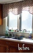 Not Your Usual Kitchen Window Treatment Kitchen Window Treatments They Must Be Easy To Clean Doors Windows Unique Kitchen Window Treatments Window Treatments Window Treatments For Small Bedroom Windows Pictures To Pin On