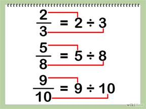 how do you turn decimals into fractions turning a fraction into a decimal scalien
