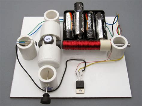 Electric Motor Boat Project Information by Kit 6 Simple Electric Motors