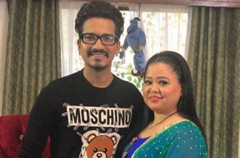 NCB raids Bharti Singh husband Haarsh Limbachiyaa's ...