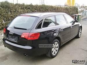 2006 Audi A6 Avant 2 0 T Fsi