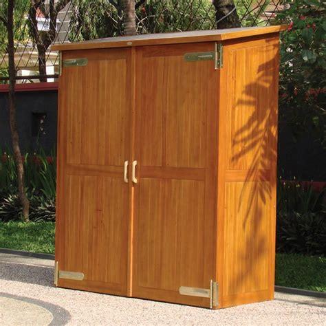 Outdoor Storage Cupboards by Outdoor Storage Cabinets Waterproof Yard In 2019