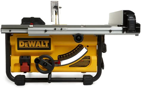 Dewalt Dw745 10-inch Portable Table Saw Review
