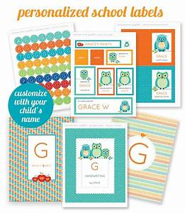 best 25 labeling school supplies ideas on pinterest With free school labels template