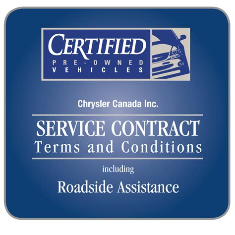 Chrysler Service Contracts by Ottawa Dodge Chrysler Jeep Ram Fiat Extended Warranty