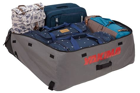 roof rack bag yakima drytop rooftop cargo bag roof luggage carrier