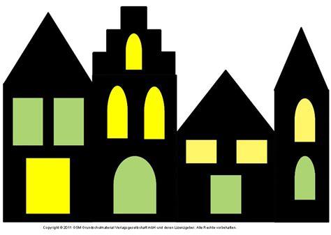 Häuser Mit Transparentpapier 2