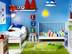 Deco Chambre Bebe Ikea : idee deco chambre garcon ikea ~ Teatrodelosmanantiales.com Idées de Décoration