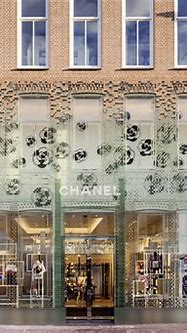 Chanel flagship store: Glass bricks are the better choice ...
