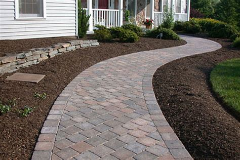 sidewalk paver designs 6 x 6 toffee onyx the renaissance collection outdoor living pinterest toffee walkways and