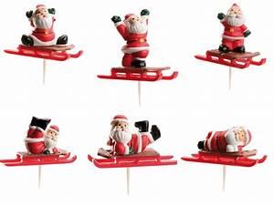 Decoration Pour Buche De Noel : d coration 6 pics b che luge p re no l ~ Farleysfitness.com Idées de Décoration