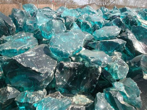 Glass Rocks Garden Decoration by Colourful Decorative Glass Rock For Sale Buy Decorative