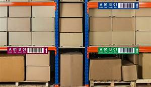 warehouse labels custom printing solutions With inventory shelf labels