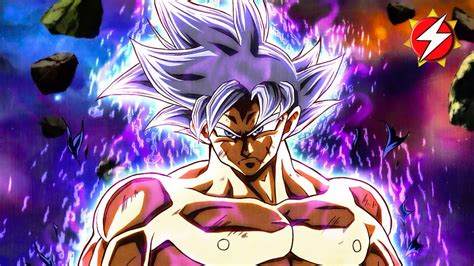 New Goku Perfected Ultra Instinct Form Leaks (whitesilver