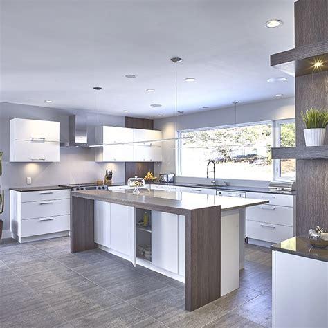 stratifi comptoir cuisine cuisine urbaine avec comptoir de stratifie et quartz