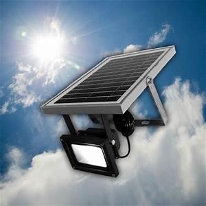 Solar panel flood light with power led floodlight high