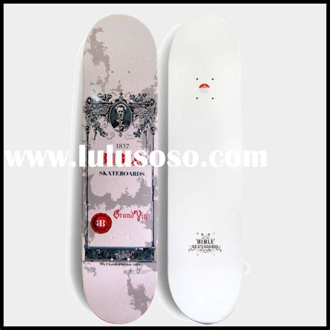Bulk Canadian Maple Blank Skateboard Decks by Skateboard Decks Blank Bulk Images