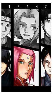 Naruto tribute - TEAM 7 by koopazzu on DeviantArt