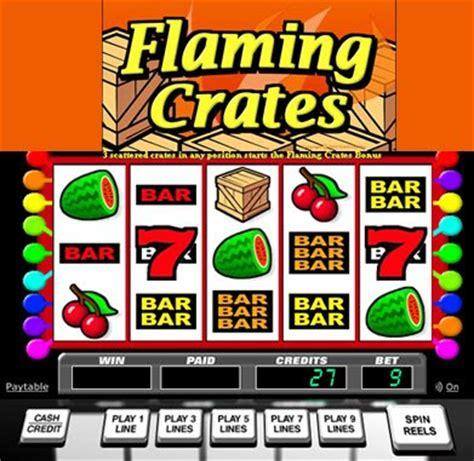 Casino Gratis  Flaming Crates  * Exprimiendo La Web@