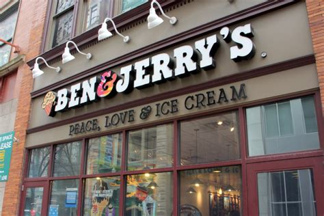 ben jerrys launches ice cream  compromise