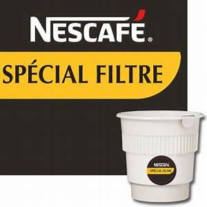 Dosage Café Filtre : gobelet pr dos caf nescaf special filtre 20 boissons ~ Voncanada.com Idées de Décoration