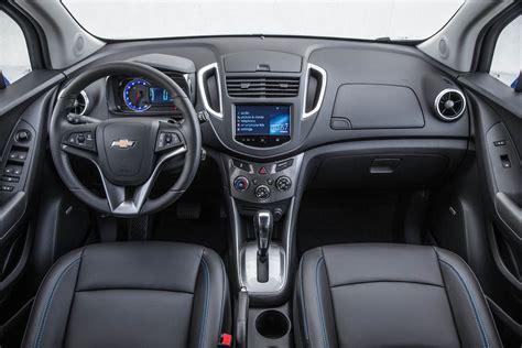 chevy trax interior 2015 chevrolet trax ltz test motor trend