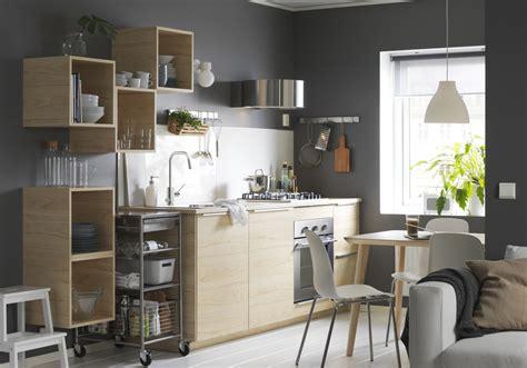 cuisine ikea en bois cuisine ikea nos modèles de cuisines préférés