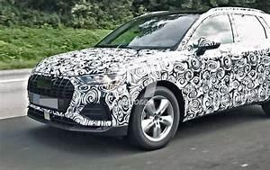 Futur Audi Q3 : futur audi q3 style plus anguleux ~ Medecine-chirurgie-esthetiques.com Avis de Voitures