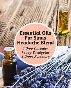 Guide To Essential Oils For Headache  Including Oil Blends