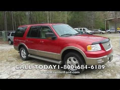2003 Ford Expedition Reviews by 2003 Ford Expedition Review Eddie Bauer 1 Owner For