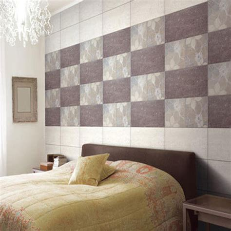 qutone pack bedroom wall tile size medium rs  square