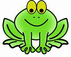 Bug-eyed Frog Clip Art at Clker.com - vector clip art ...