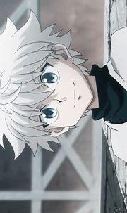 Pin by Kawaiipanda on killua   Anime wallpaper, Hunter ...