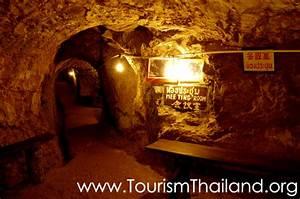 Khao Nam Khang Historic Tunnel  Thailand Tourist Information