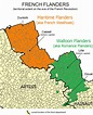 File:Map of French Flanders.png - Wikimedia Commons