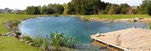 Construction Piscine Naturelle : piscine naturelle et cologique jardin aquatique tang de baignade lagune dans la dr me ~ Melissatoandfro.com Idées de Décoration