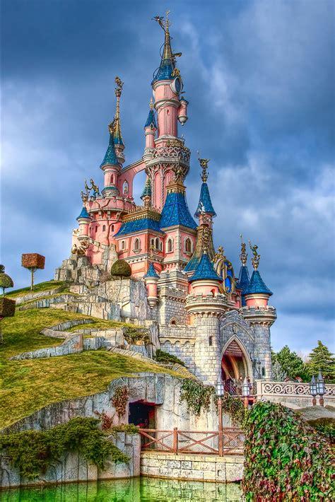 dlrp feb  le chateau de la belle au bois dormant