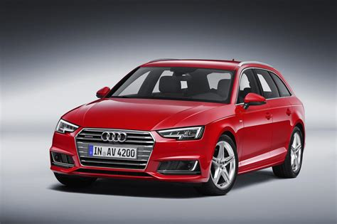 Audi A4 B9 by 2016 Audi A4 Avant B9 Photos And Details