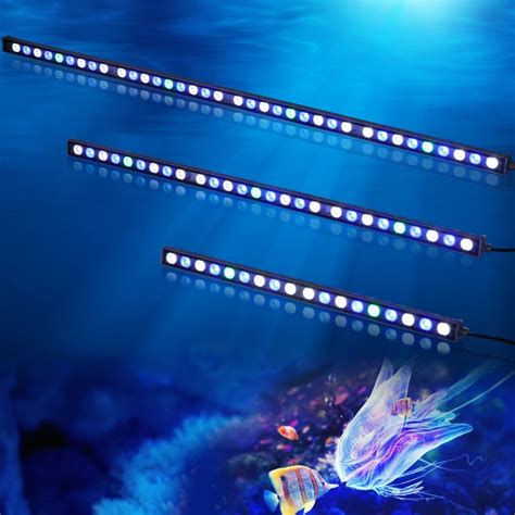 led reef lighting aliexpress buy 10pcs lot 108w led aquarium light