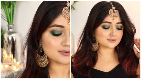 indian wedding makeup   day night corallista