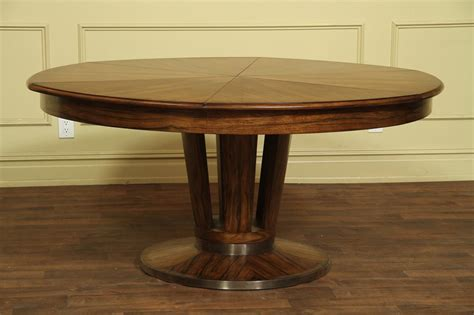 Moderner Runder Esstisch contemporary jupe table for sale modern expandable