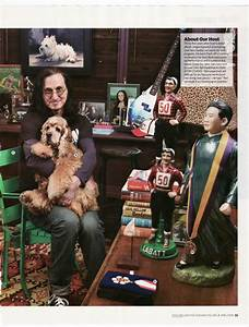 Rush is a Band Blog: Geddy Lee Spin magazine feature